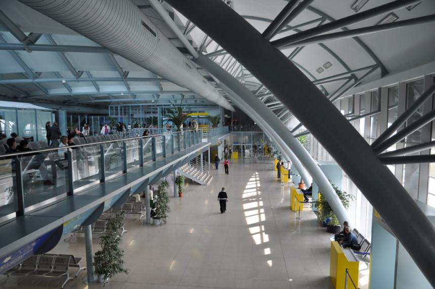 Аэропорт Брно