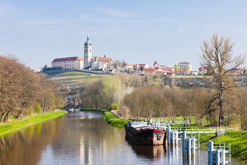 Melnik Castle, Czech Republic