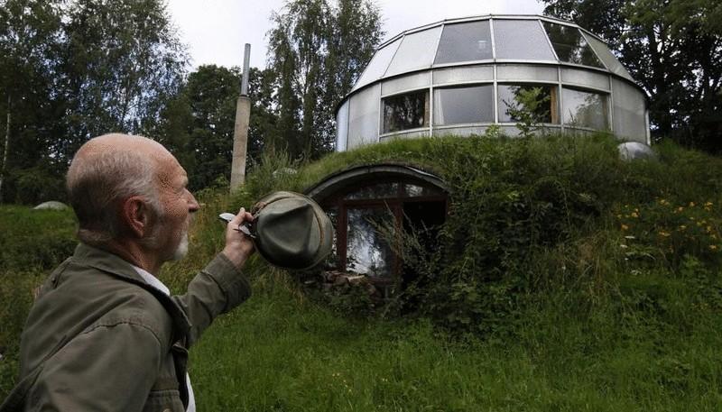 Дом хоббита в Чехии