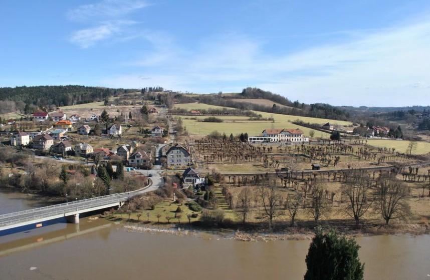 Хоббитания по-чешски, замок Штернберк