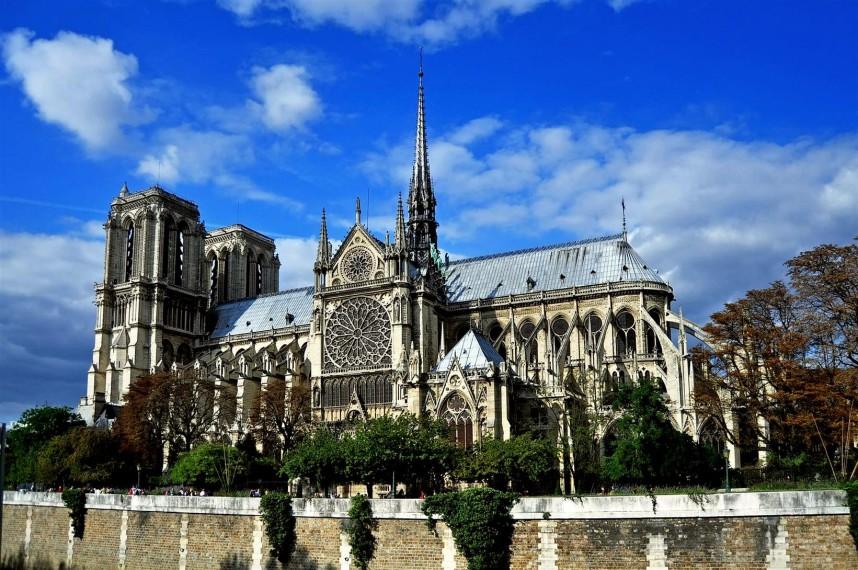 Нотр Дам де Пари. Париж