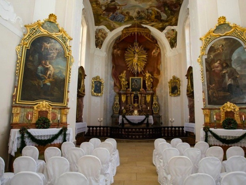 Чешский замок Емниште
