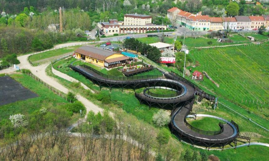 Бобслейные трассы в Чехии