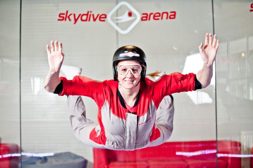 Комплекс Skydive Arena
