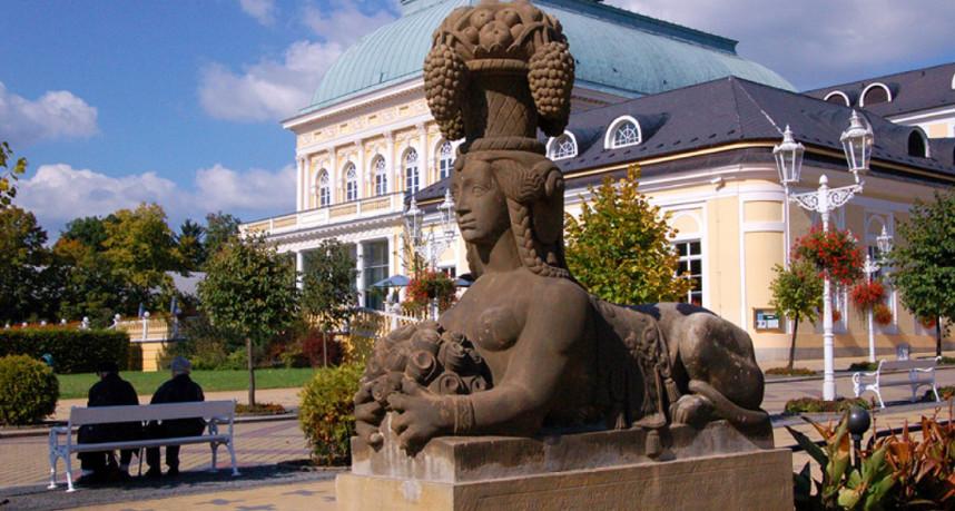 Скульптуры Франтишковы Лазни