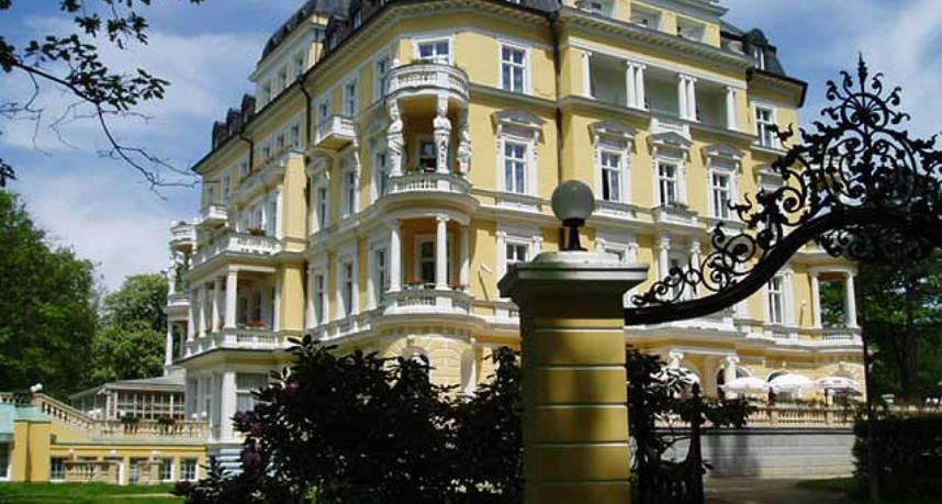 Здание Франтишковы Лазни