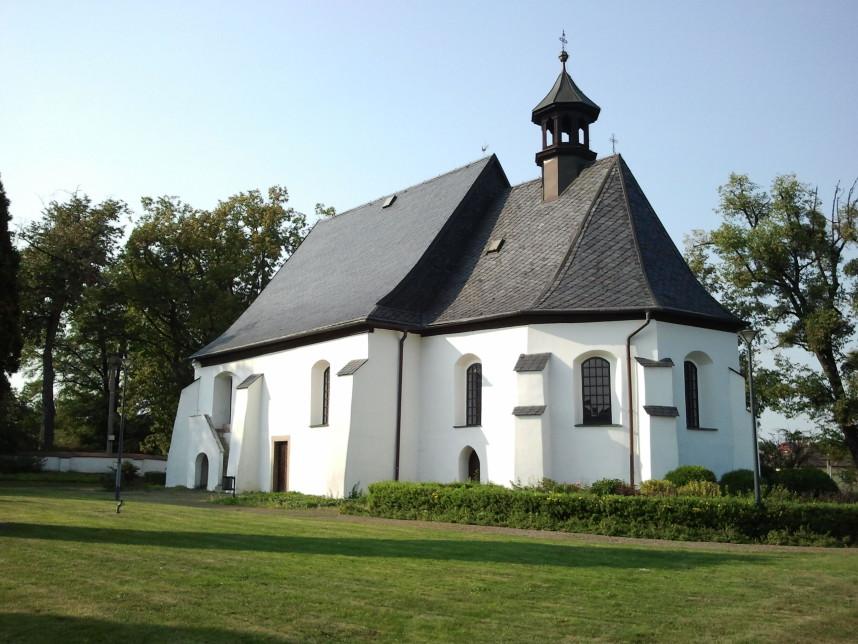Костел, Климковице