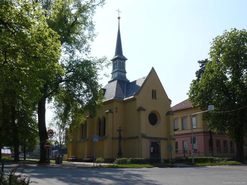 Лазне Тоушень, Чехия
