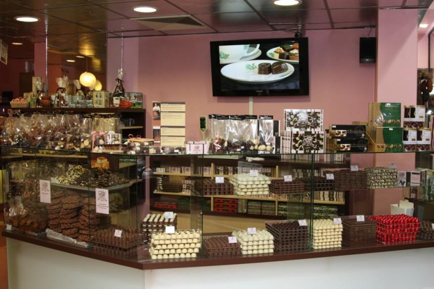 Музей шоколада в Праге