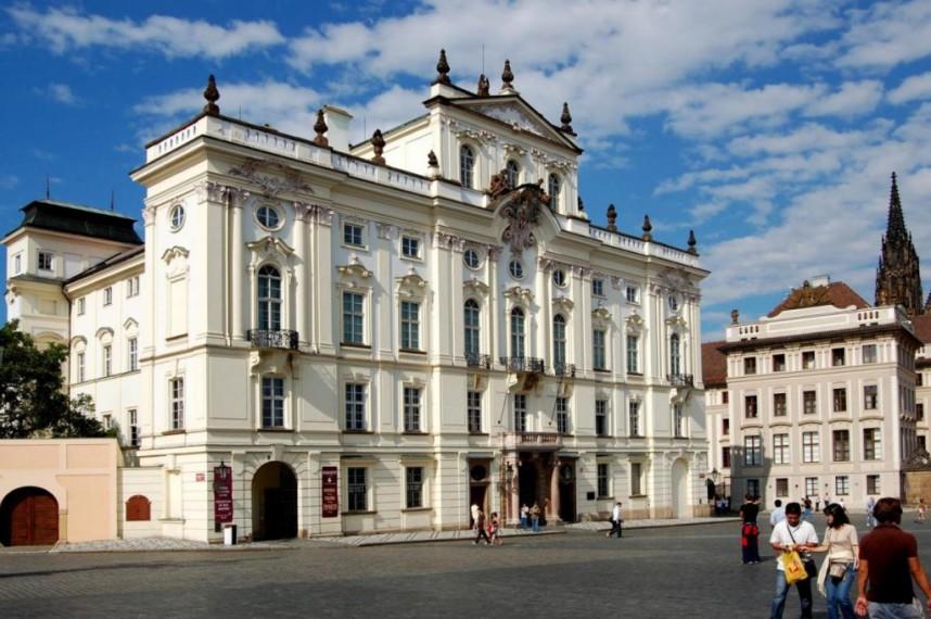Штернбергский Дворец. Национальная Галерея
