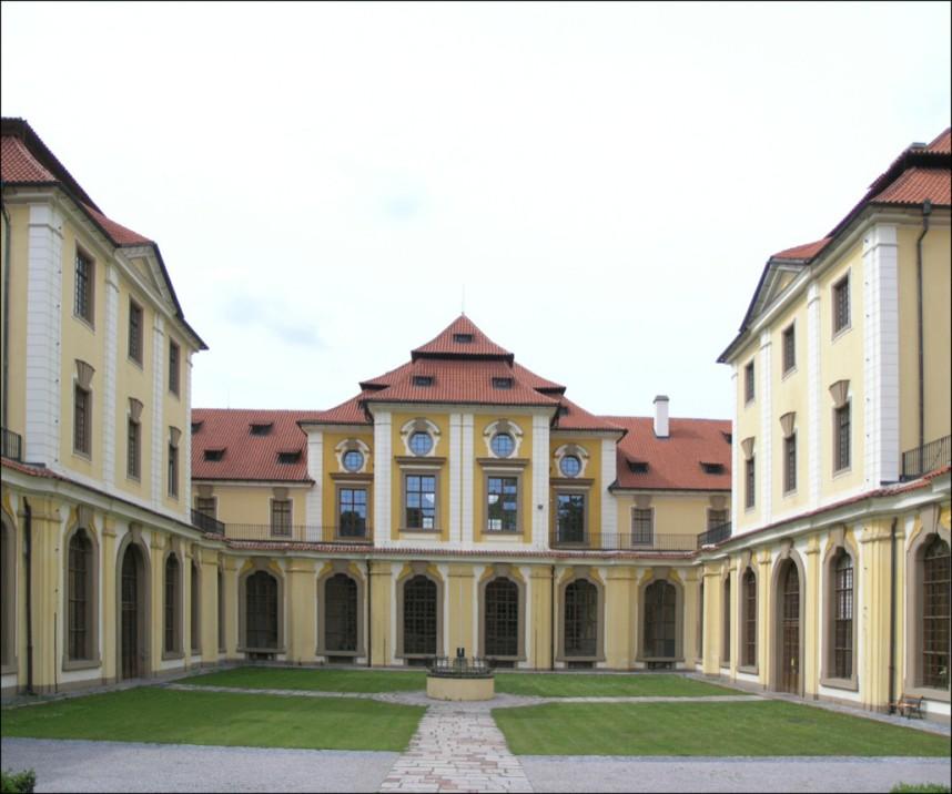 Замок Збрасла. Национальная галлерея