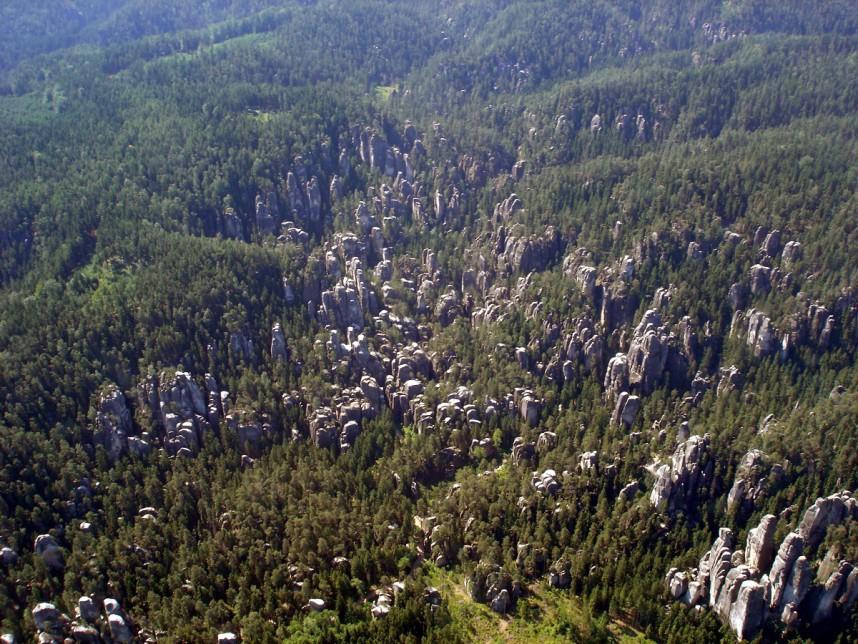 Горы «Адшпрах»