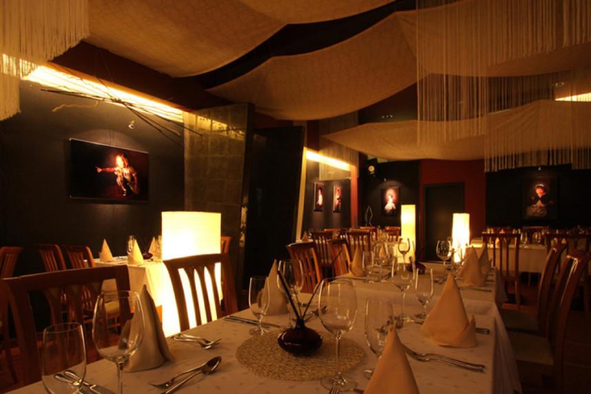 Ресторан «Под покровом ночи»