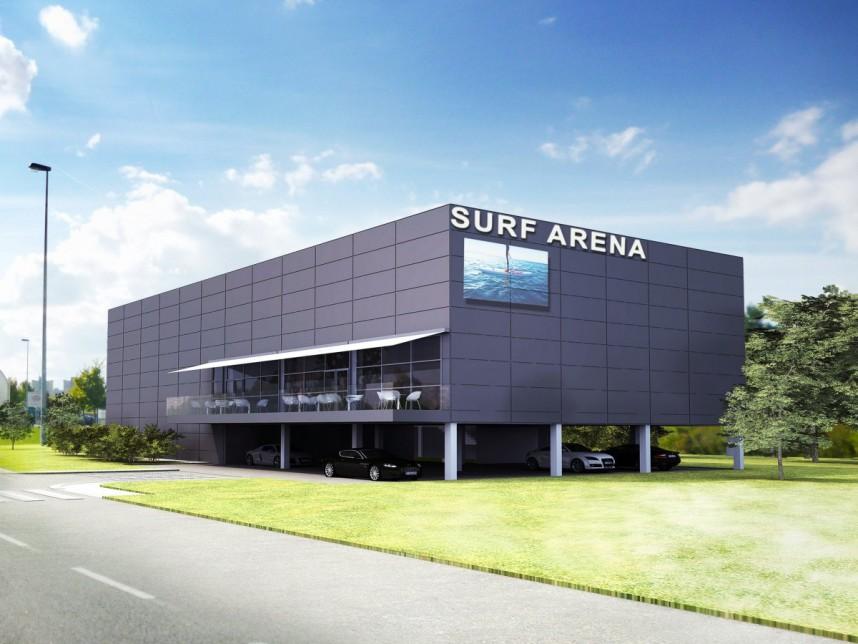 Surf Arena в Праге
