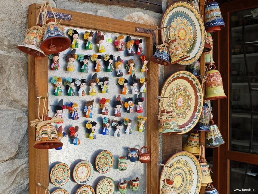 Сувениры из Чехии