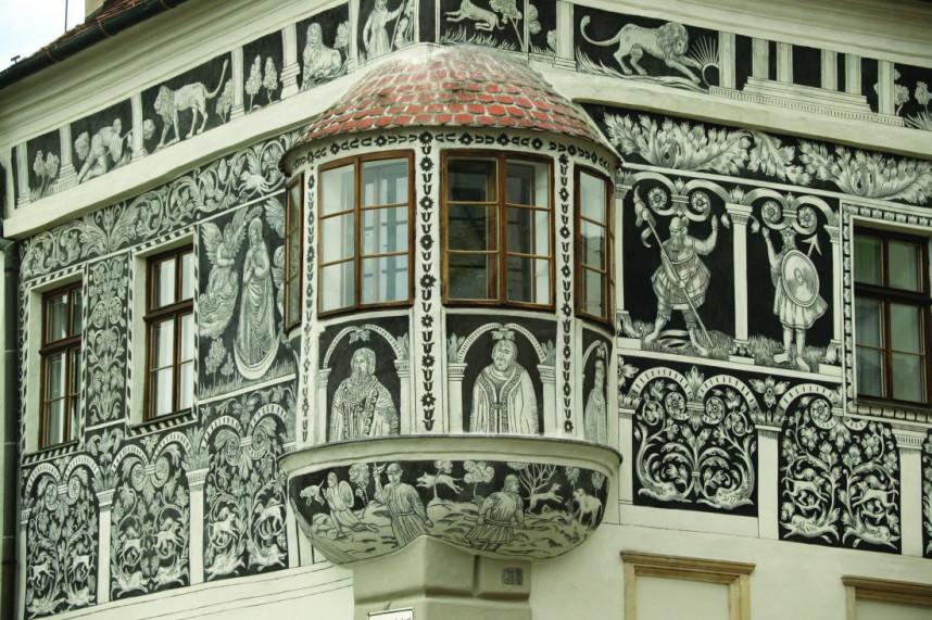 Архитектура в Тршебиче