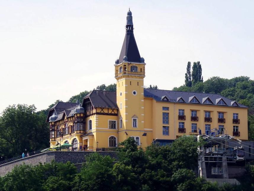Замок Ветруше