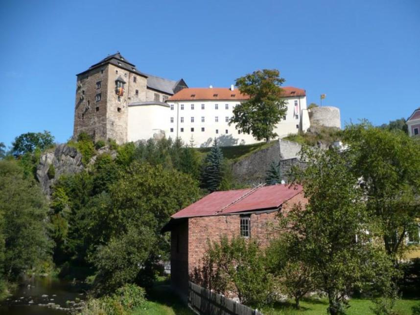 Крепость Бечов-над-Теплоу