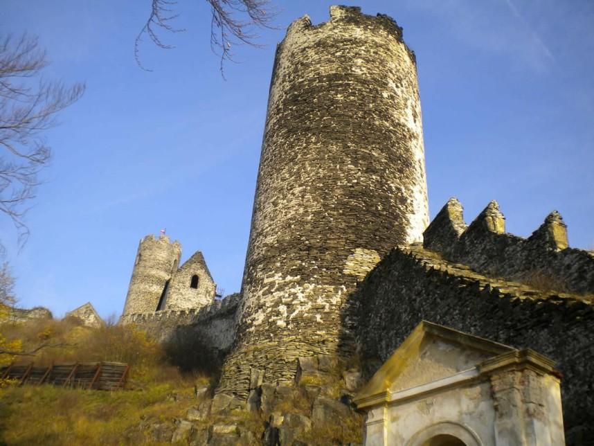 Башня Замка Бездез