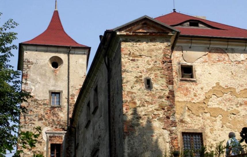 Стена Замка Грабштейн