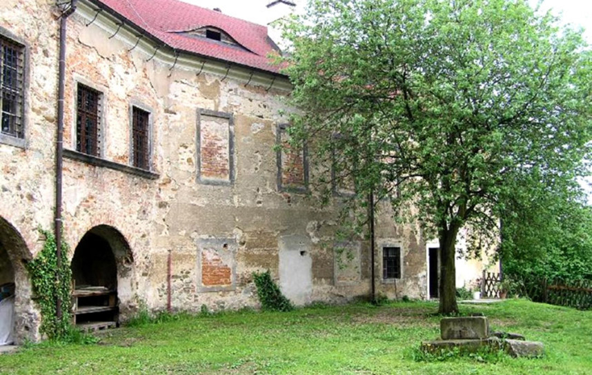 Замок Грабштейн внутри