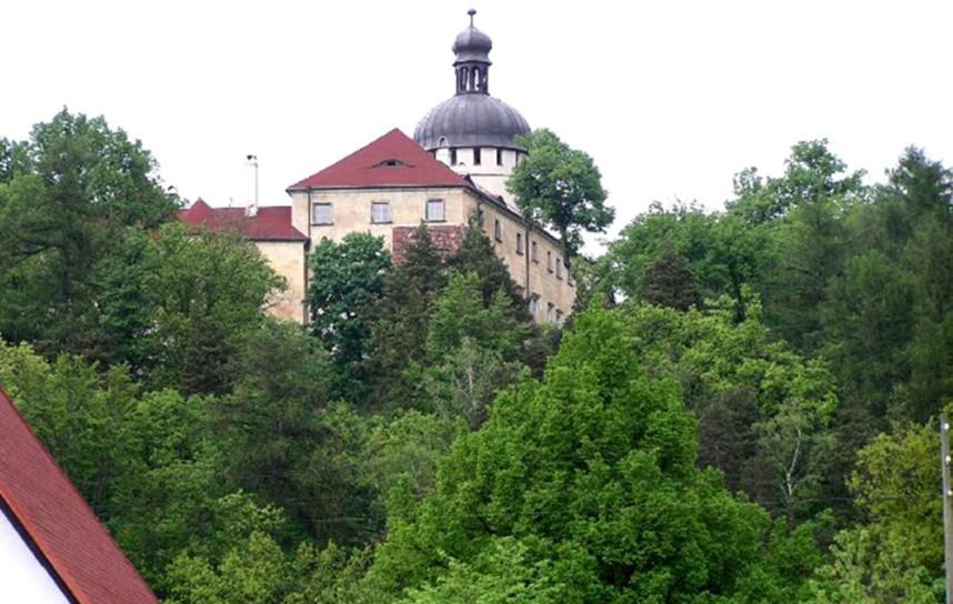 Вид на Замок Грабштейн