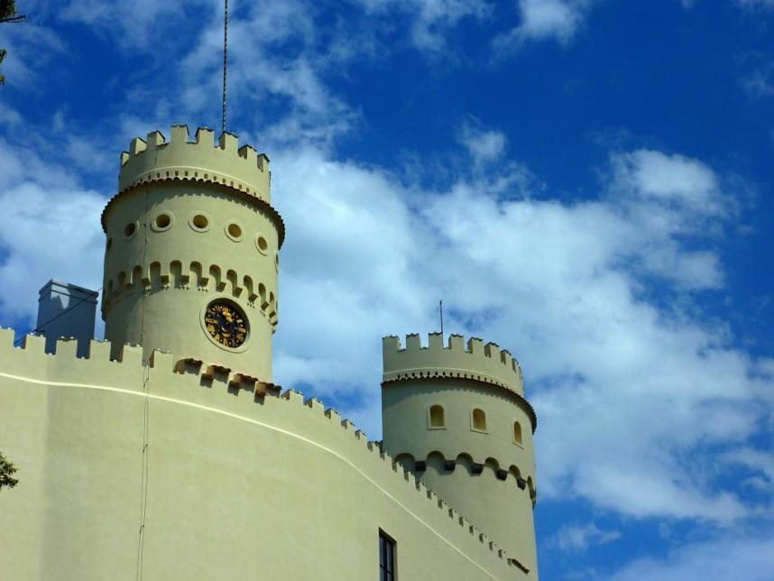 Башни Замка Орлик