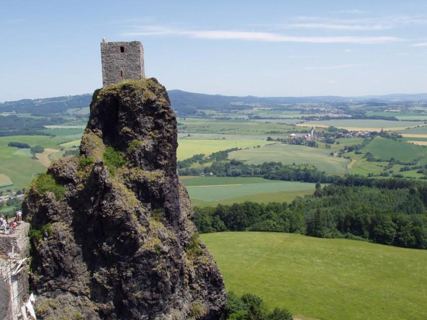 Башня Замка Троски