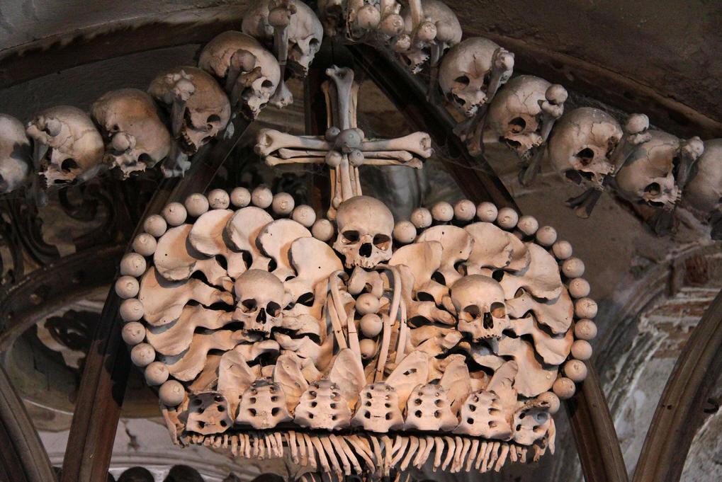 Костница (церковь из костей)