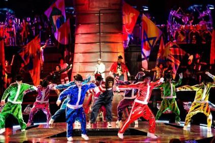 Фестиваль циркового искусства в Праге