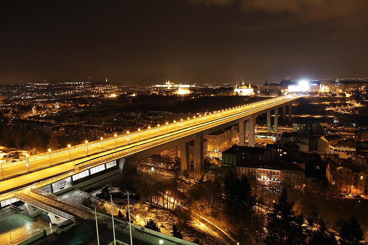 Нусельский мост