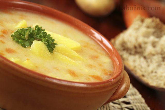 Чешский суп «Полевка»: пошаговый рецепт приготовления