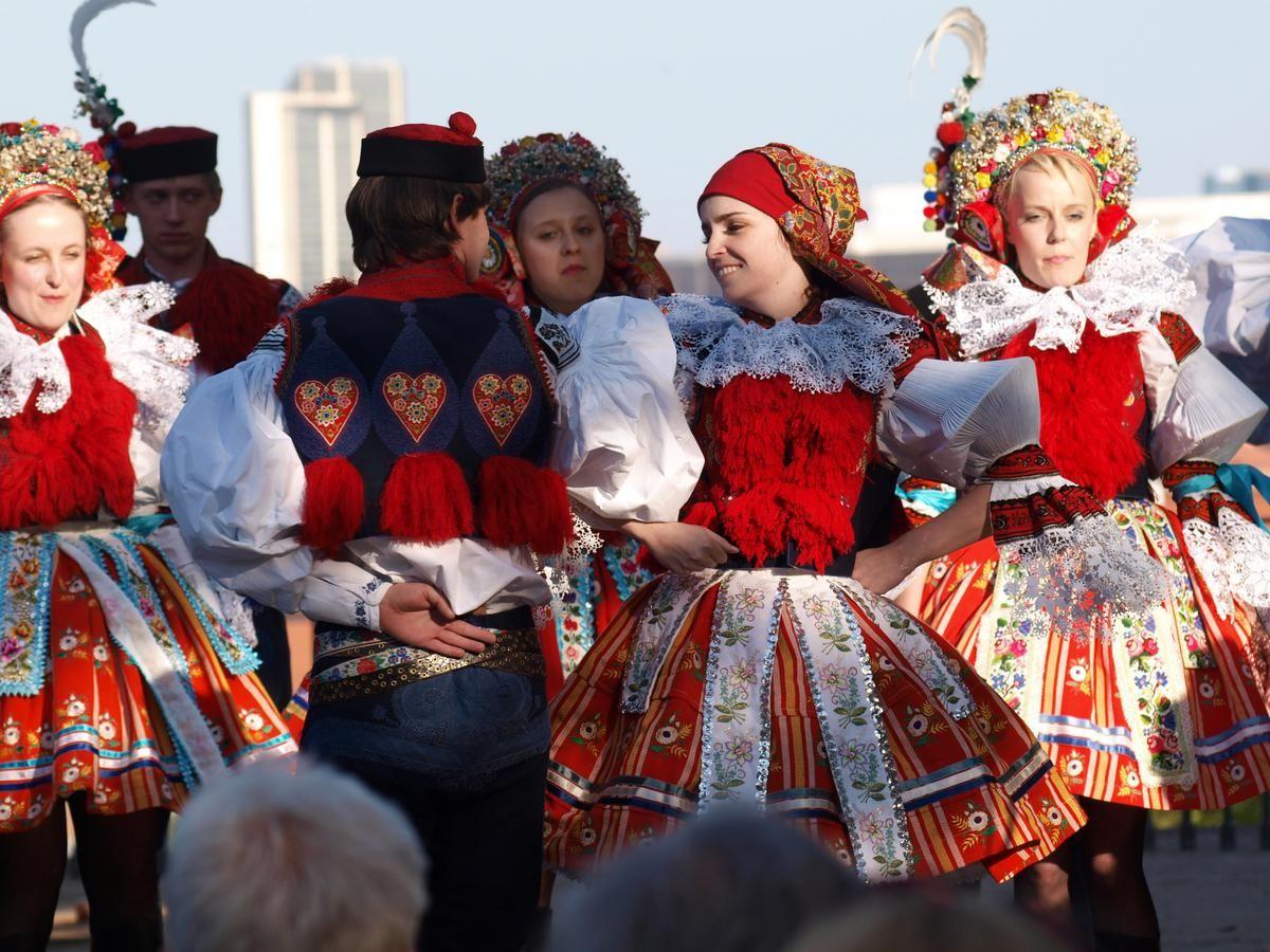 Женщины Чехии