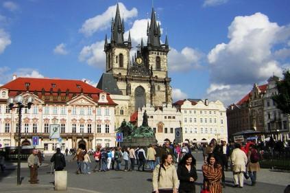 Население Чехии и его особенности