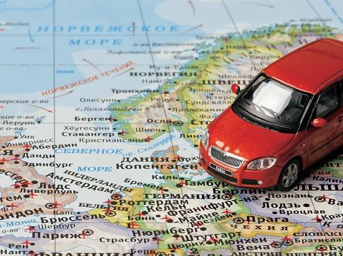 Основные законы путешествия на автомобиле: маршрут