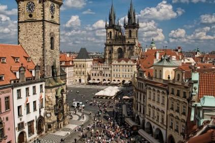 Рейсы в Прагу