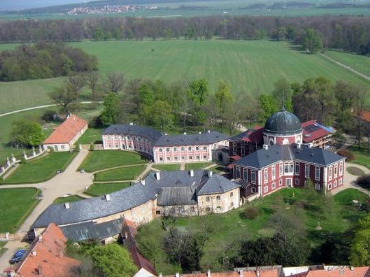 Замок Вельтрусы, Чехия