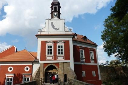 Замок Шкворец