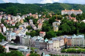 Курорты и санатории Чехии