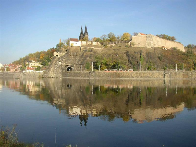 История крепости Вышеград