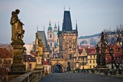 Прага – самый популярный маршрут российских туристов