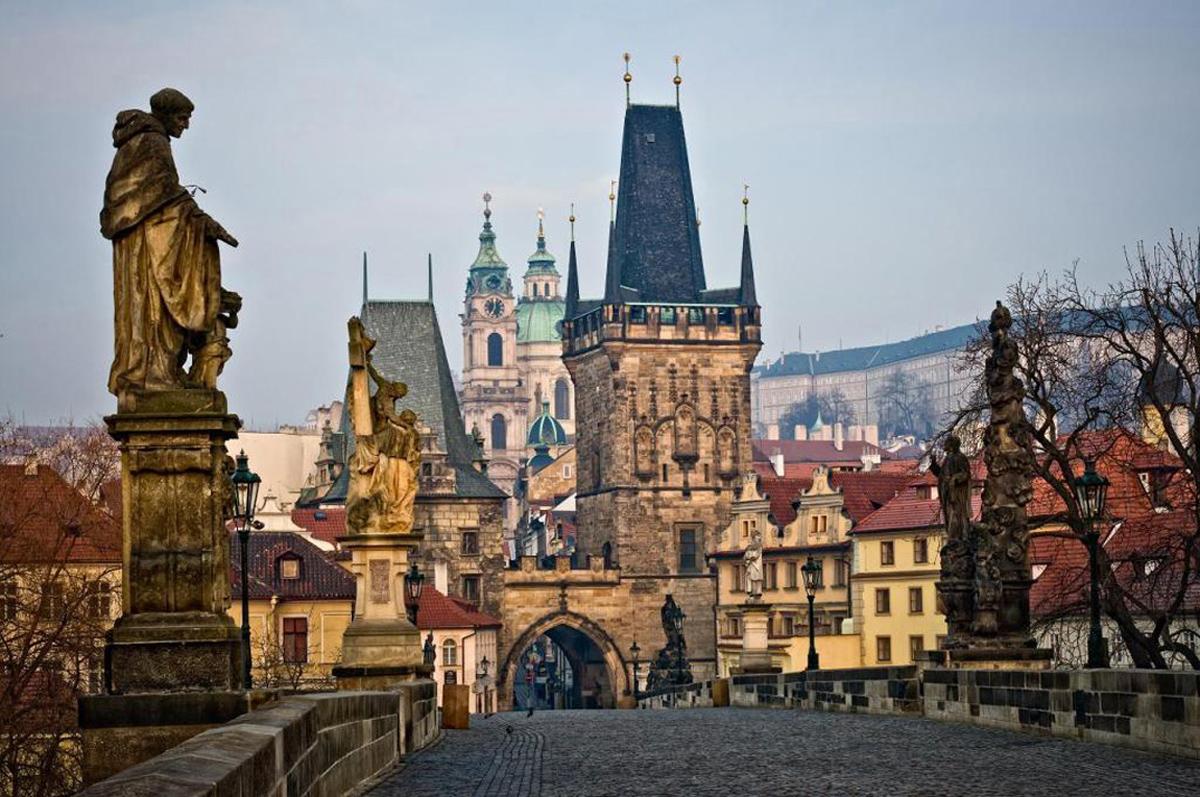Прага в марте!  (для обладателей визы)