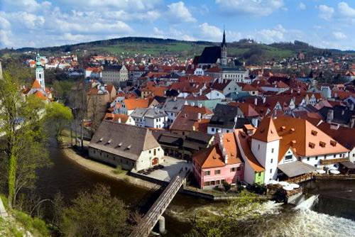 Крумловский замок: факты