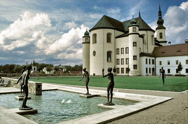 Замок Литомышль - гордость Чехии