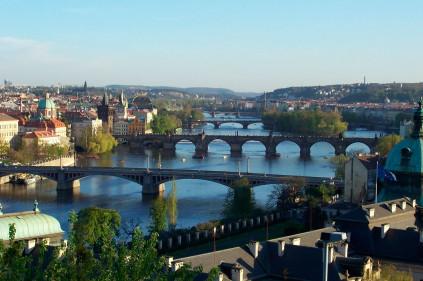 Прага заняла 31-е место по привлекательности