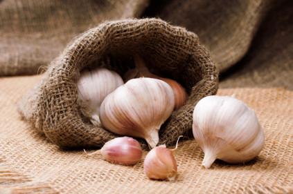 В среднем житель Чехии съедает один килограмм чеснока в год!