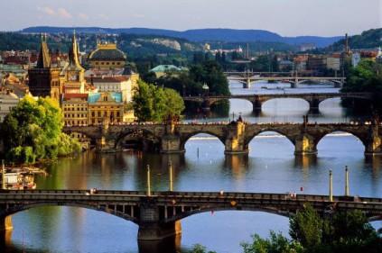 Прага в цифрах
