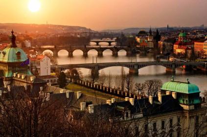 «Золотое Сердце Европы» Чехия – Германия-Австрия