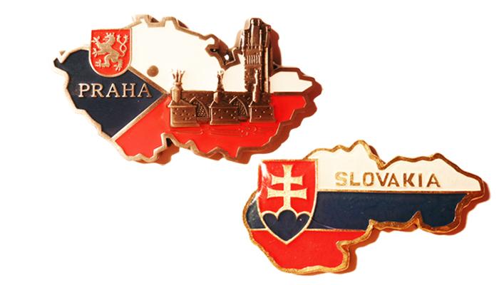 Бархатный развод Чехии и Словакии