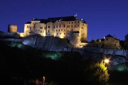 Ночь открытых дверей в чешских замках и крепостях